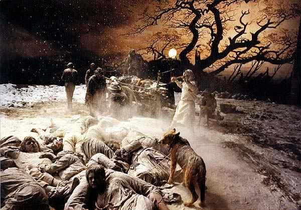 Francisco Goya A kilakoltatott nemzet