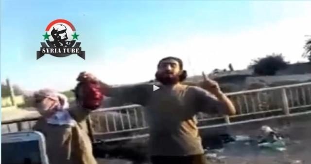 ISIL_fejlevágás
